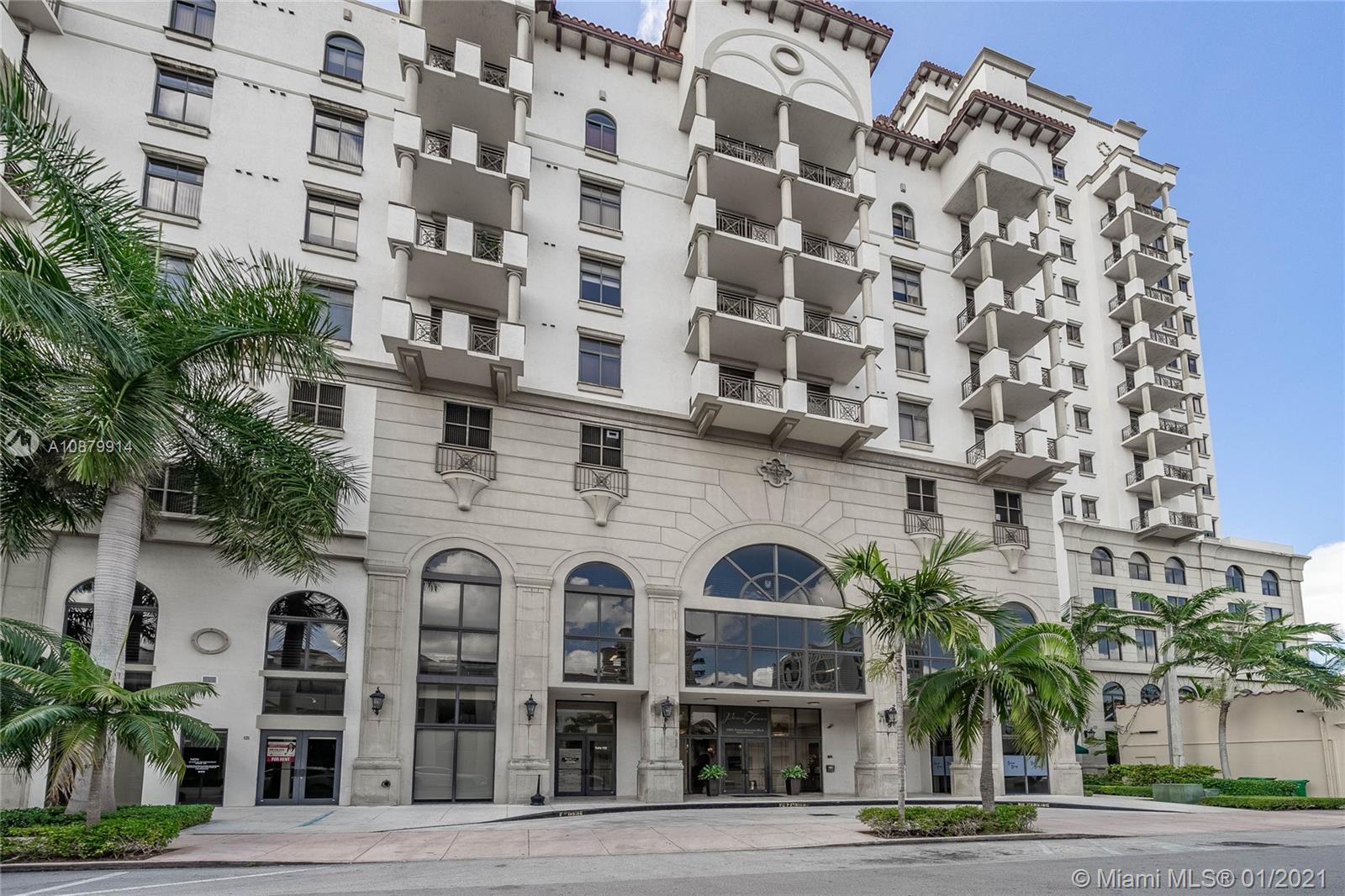 Ponce Tower #632 - 1805 Ponce De Leon Blvd #632, Coral Gables, FL 33134