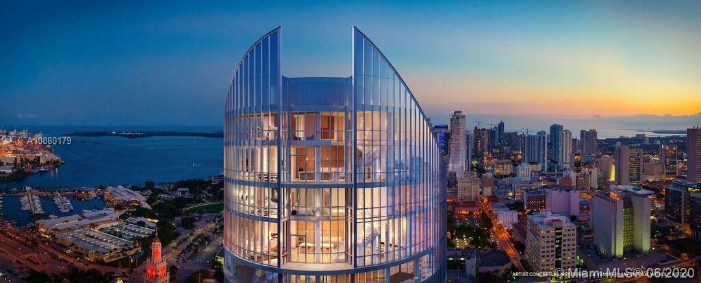 Paramount Miami Worldcenter #PH 5311 - 01 - photo