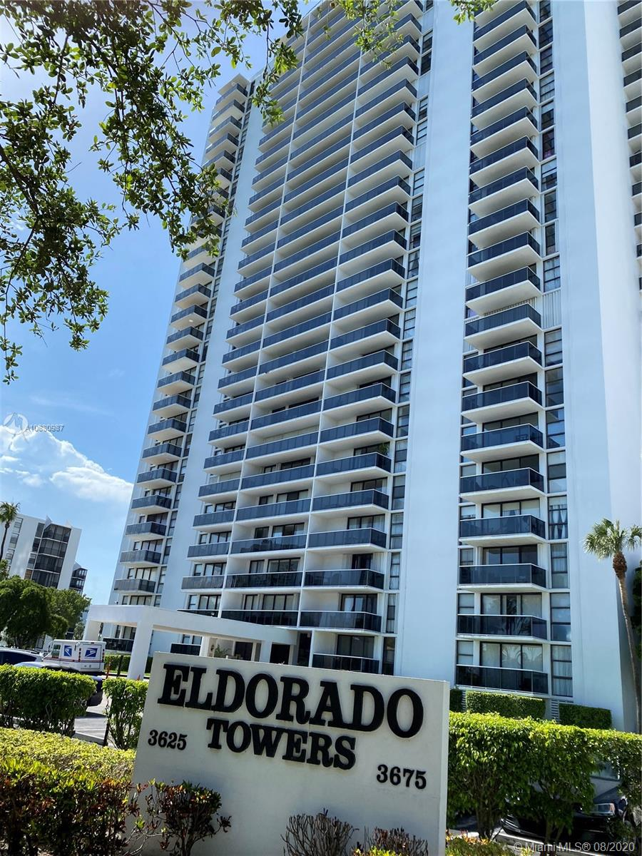 Eldorado Tower Two #1910 - 3675 N Country Club Dr #1910, Aventura, FL 33180