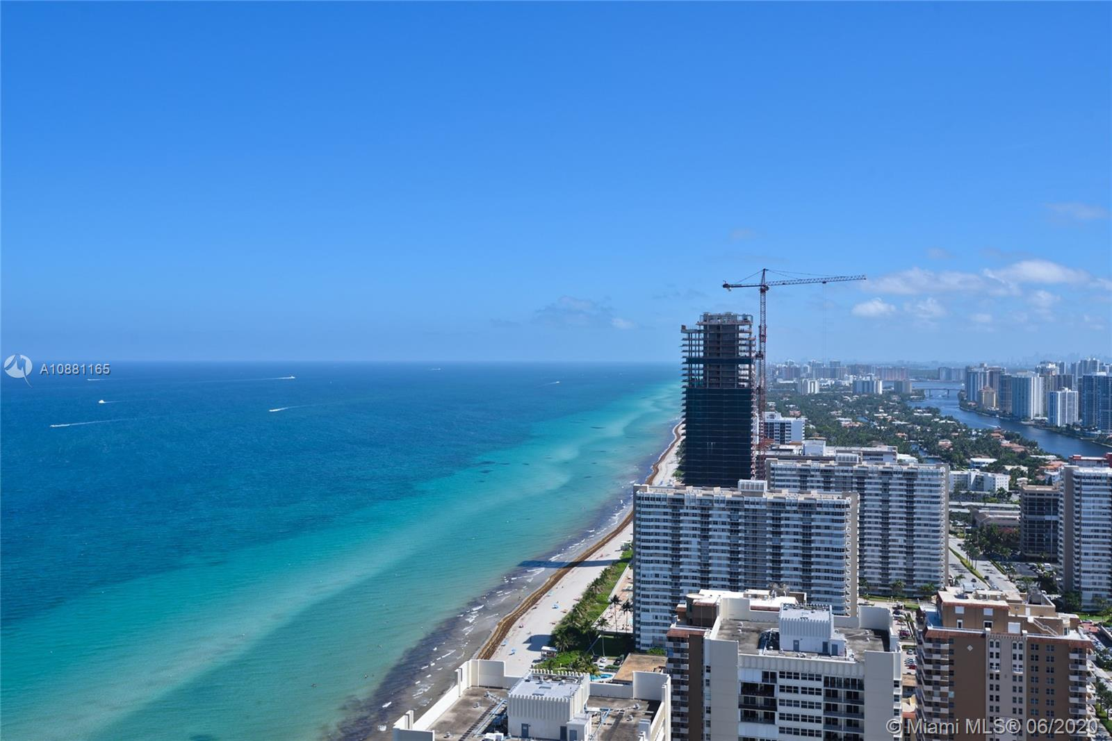 Beach Club I #4302 - 1850 S Ocean Dr #4302, Hallandale Beach, FL 33009