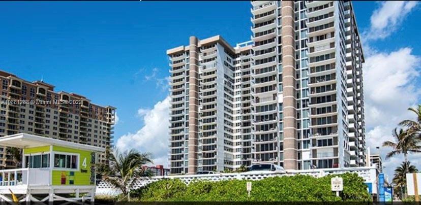 Parker Plaza #802 - 2030 S Ocean Dr #802, Hallandale Beach, FL 33009
