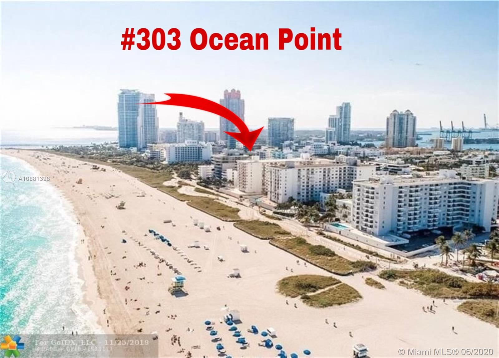 Ocean Point #303 - 345 Ocean Dr #303, Miami Beach, FL 33139