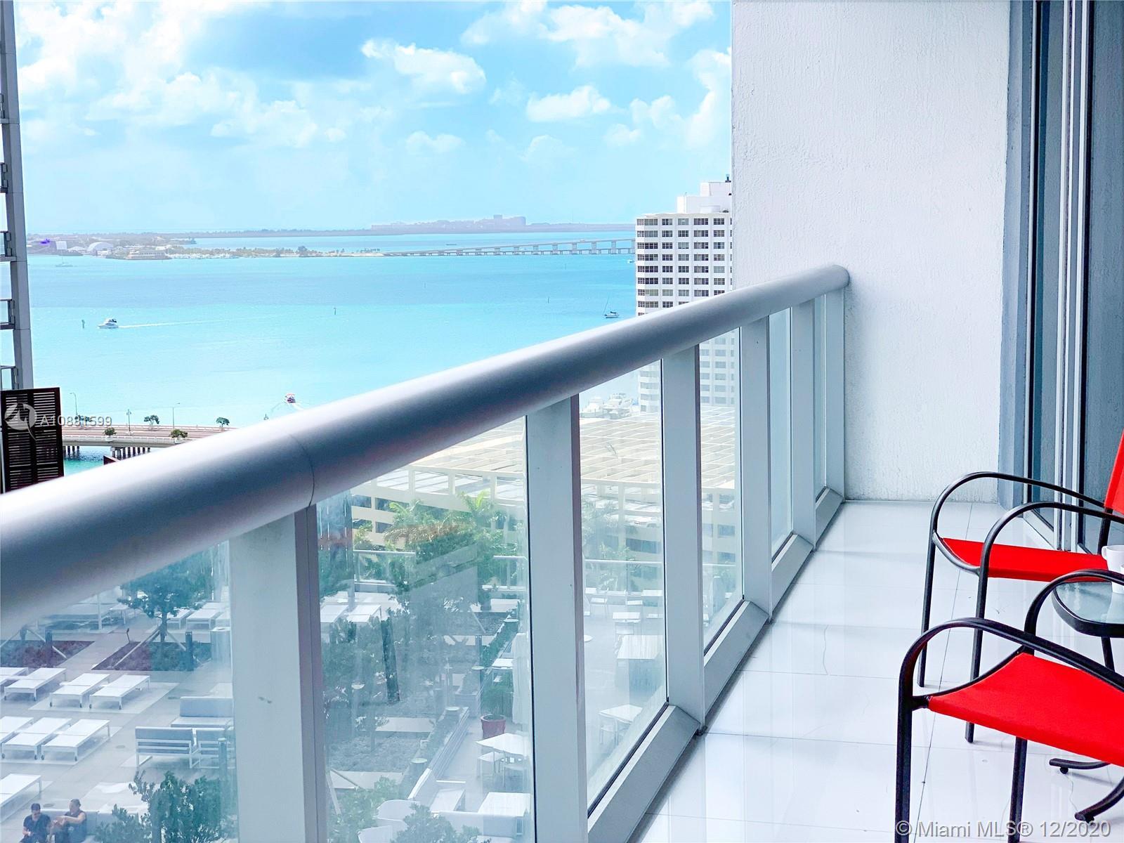 Icon Brickell 3 #1801 - 485 Brickell Ave #1801, Miami, FL 33131