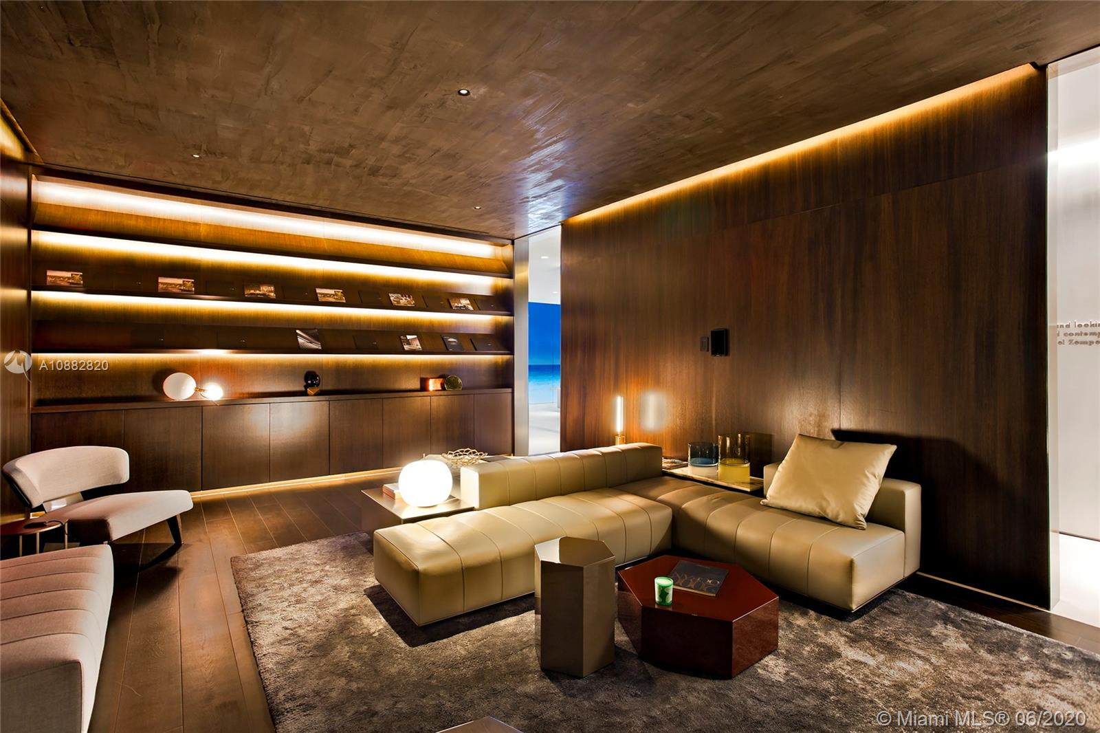 Exclusive interior design by MINOTTI