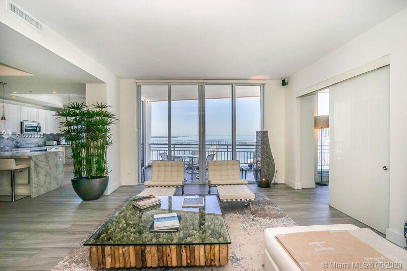 Three Tequesta Point #4205 - 848 Brickell Key Dr #4205, Miami, FL 33131