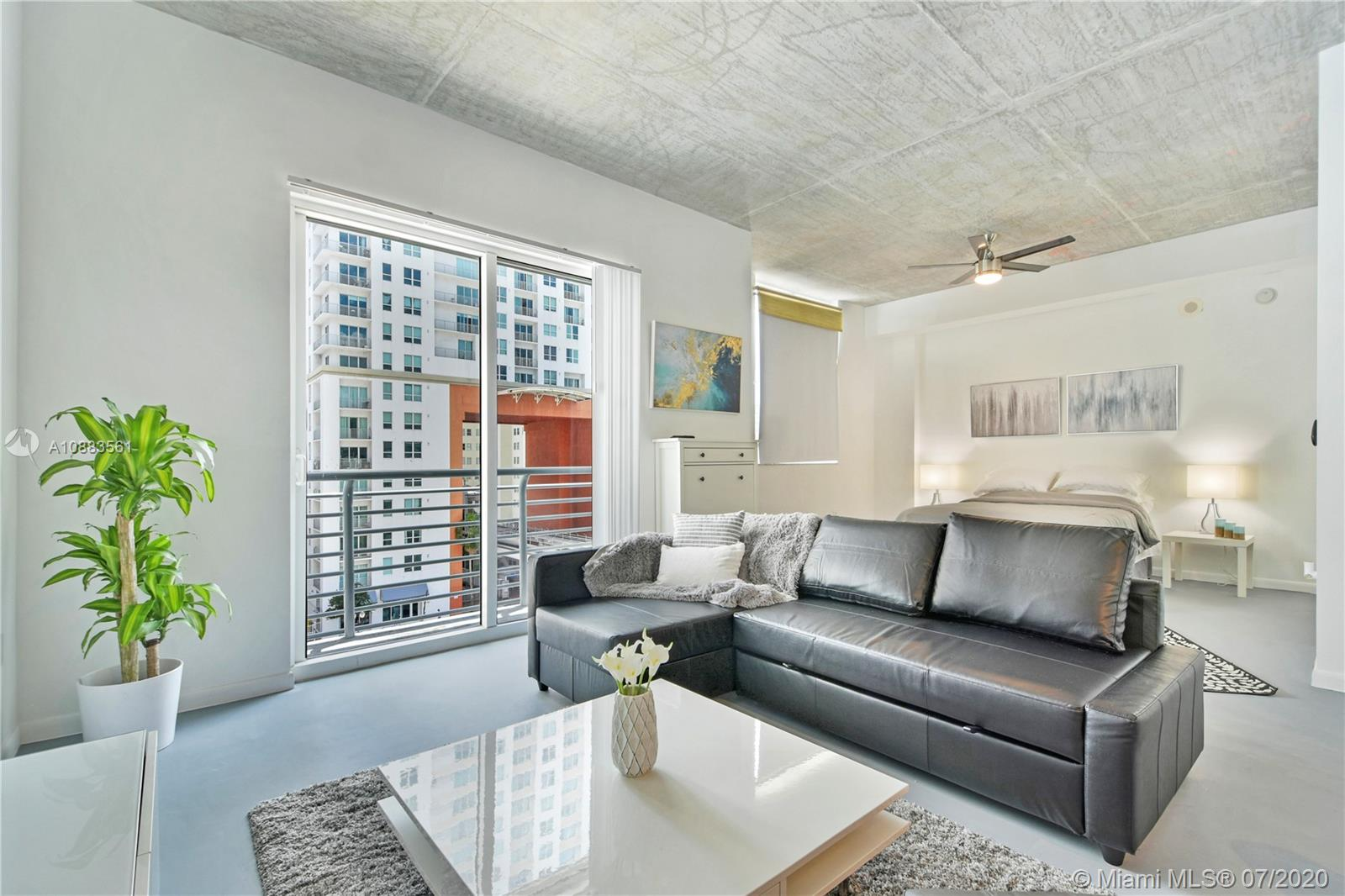 The Loft Downtown #608 - 234 NE 3rd St #608, Miami, FL 33132