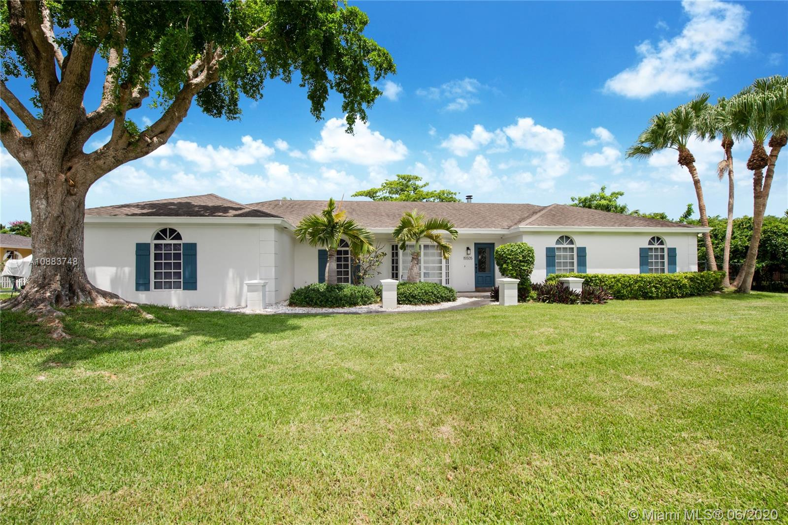 15505 SW 77th Ct, Palmetto Bay, Florida 33157, 5 Bedrooms Bedrooms, ,3 BathroomsBathrooms,Residential,For Sale,15505 SW 77th Ct,A10883748