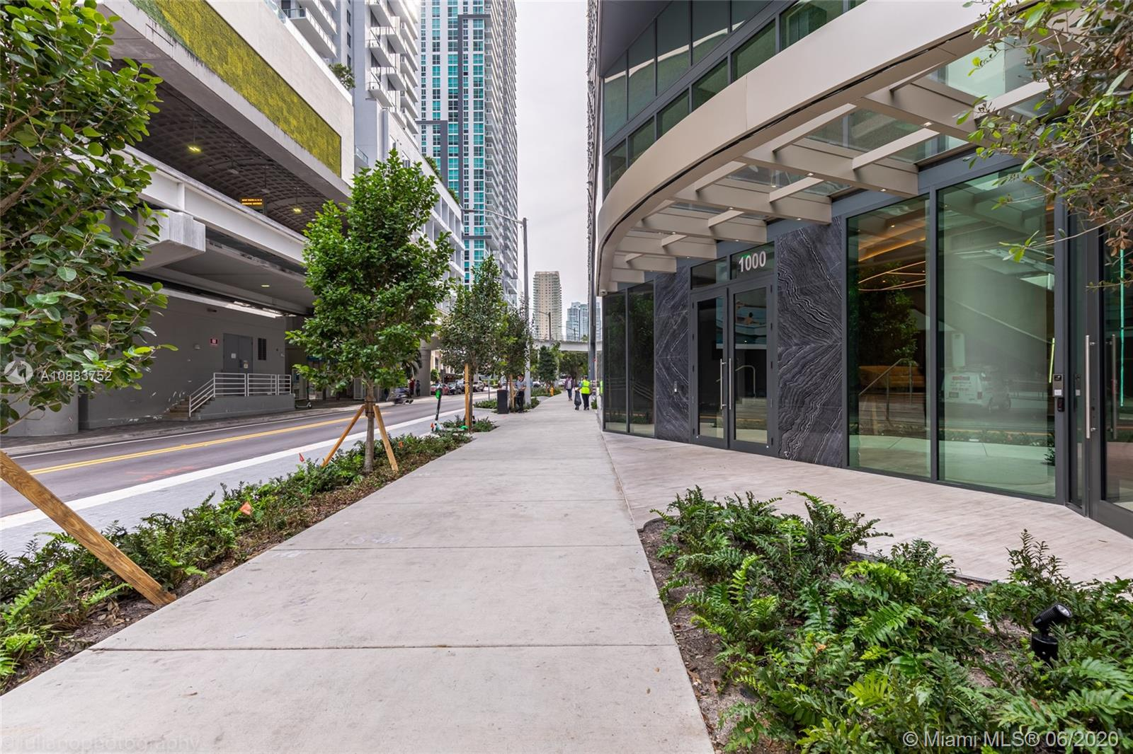 Photo of 1000 Brickell Plaza #4615 listing for Sale