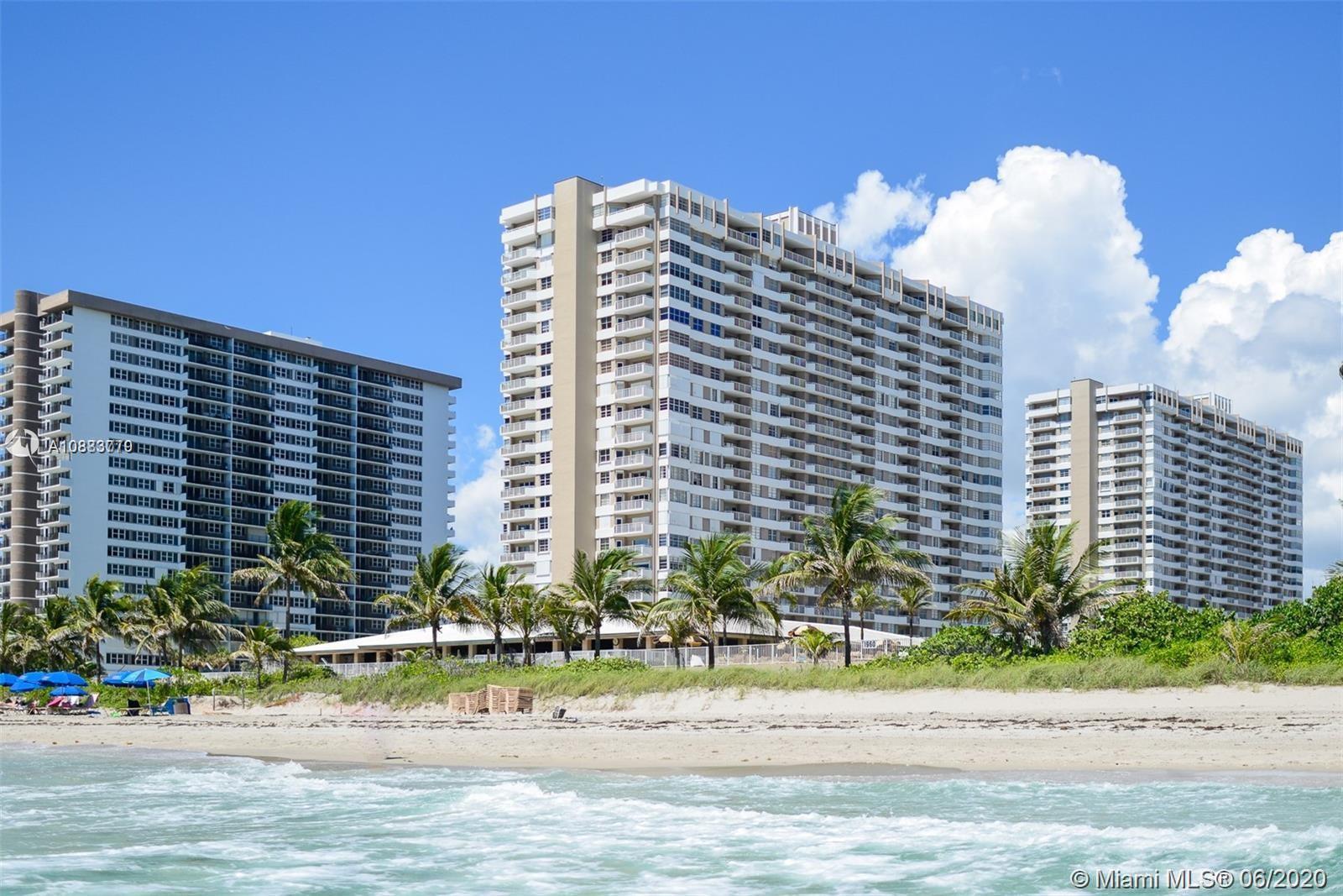 The Hemispheres Four #16C - 1985 S Ocean Dr #16C, Hallandale Beach, FL 33009