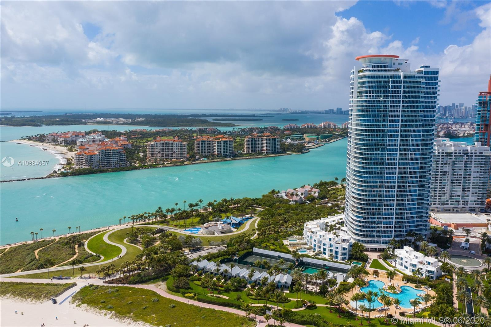 Photo of 100 S Pointe Dr #2701 listing for Sale