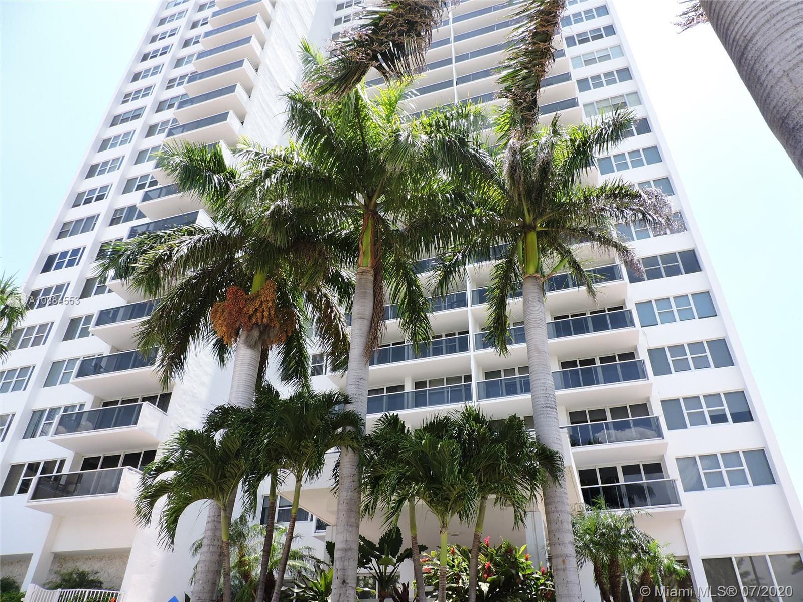 Parker Tower #1102 - 3140 S Ocean Dr #1102, Hallandale Beach, FL 33009