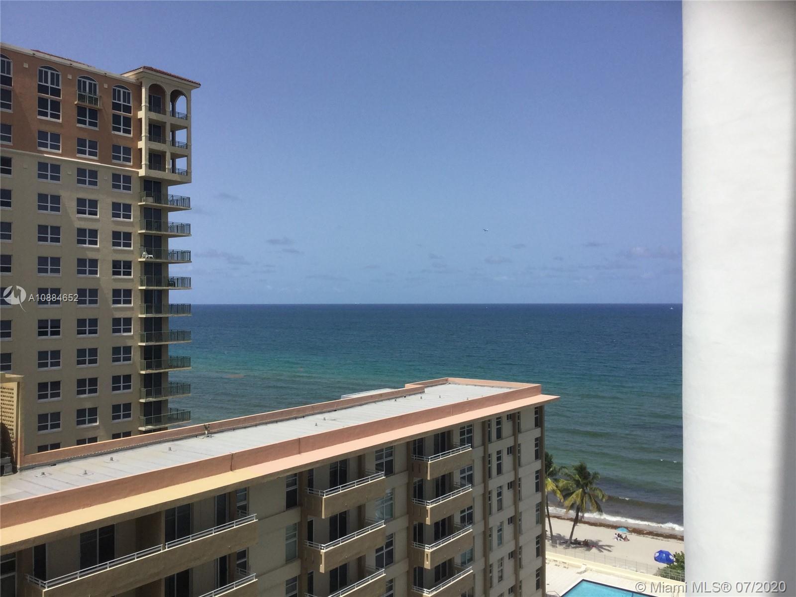 Parker Tower #1109 - 3140 S Ocean Dr #1109, Hallandale Beach, FL 33009