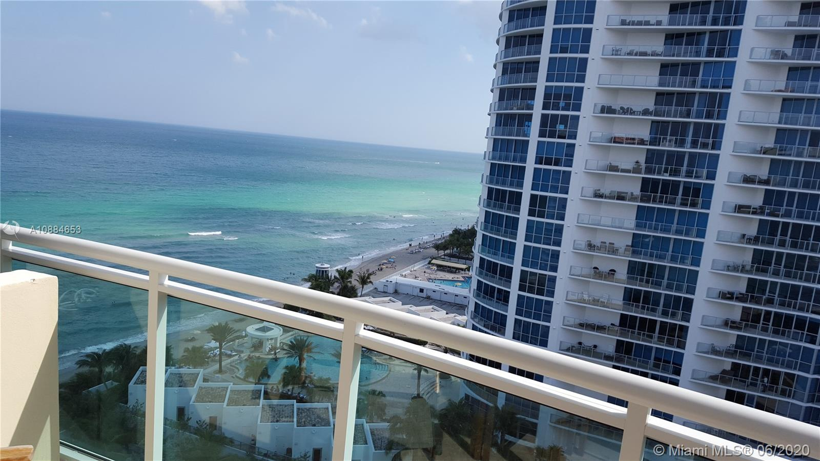 Residences on Hollywood East Tower #1615 - 3001 S Ocean Dr #1615, Hollywood, FL 33019