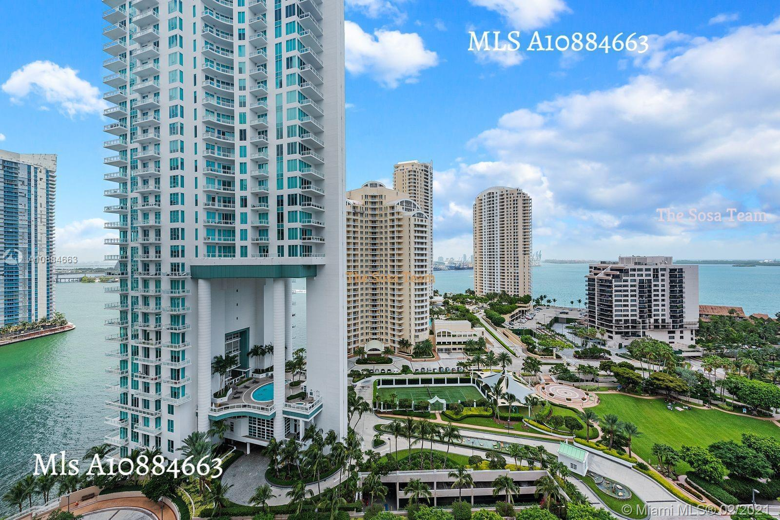 Courts Brickell Key #1912 - 801 Brickell Key Blvd #1912, Miami, FL 33131