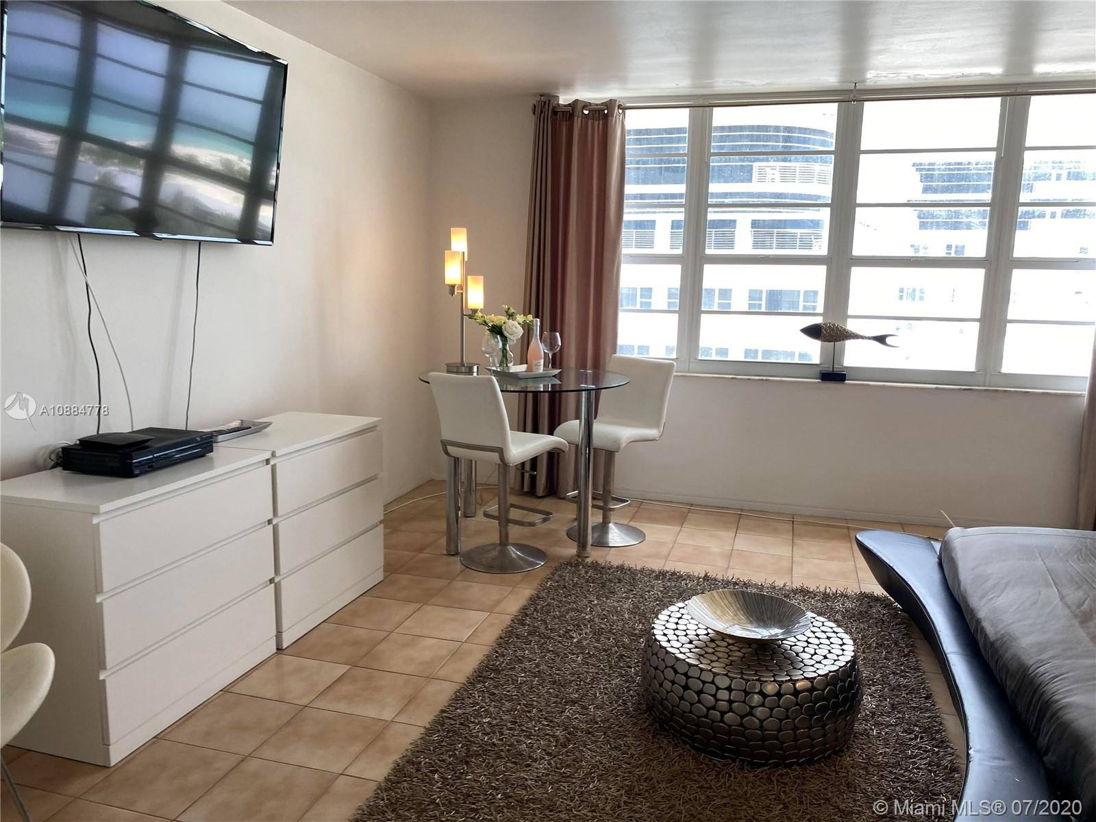 Modern Furnishings, tile floors, ocean views.