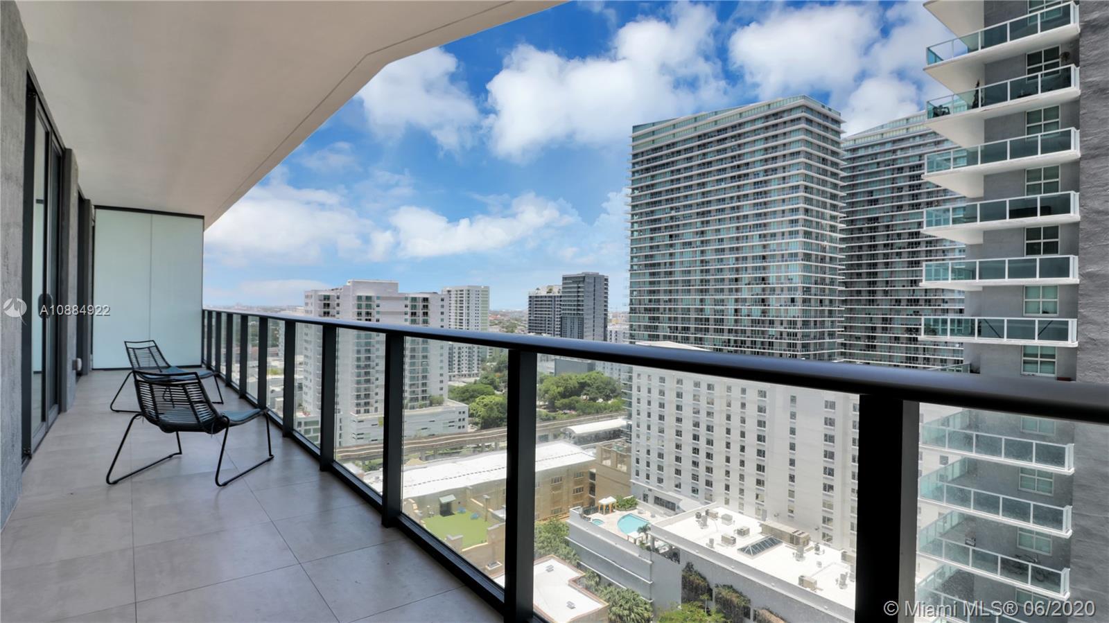 SLS Brickell #1711 - 1300 S Miami Ave #1711, Miami, FL 33130
