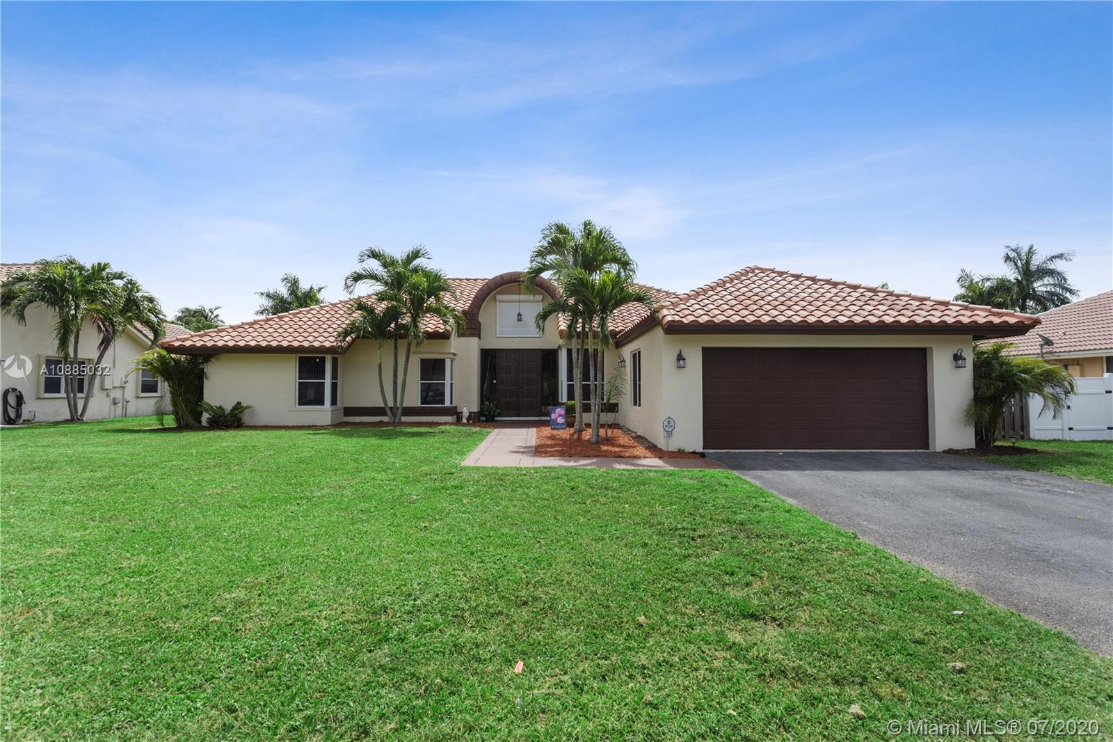 Property for sale at 1550 SW 52nd Way, Plantation,  Florida 33317