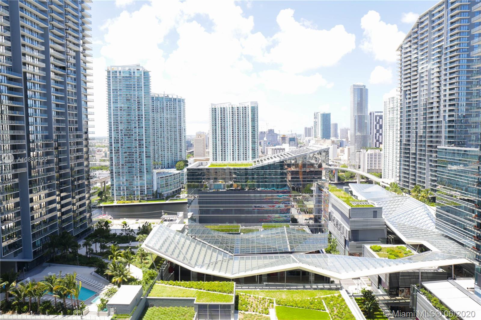 Brickell Heights East Tower #2408 - 45 SW 9th St #2408, Miami, FL 33130