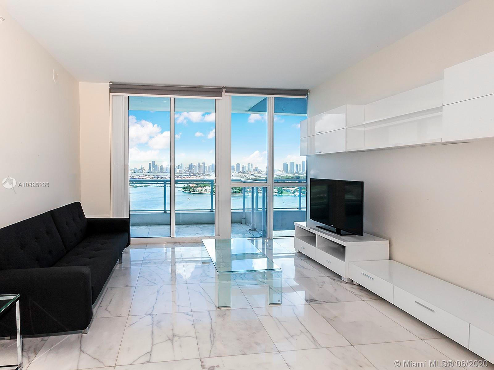 Bentley Bay North Tower #2111 - 540 West Ave #2111, Miami Beach, FL 33139
