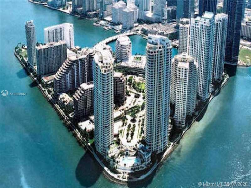 Brickell Key Two #1420 - 540 Brickell Key Dr #1420, Miami, FL 33131