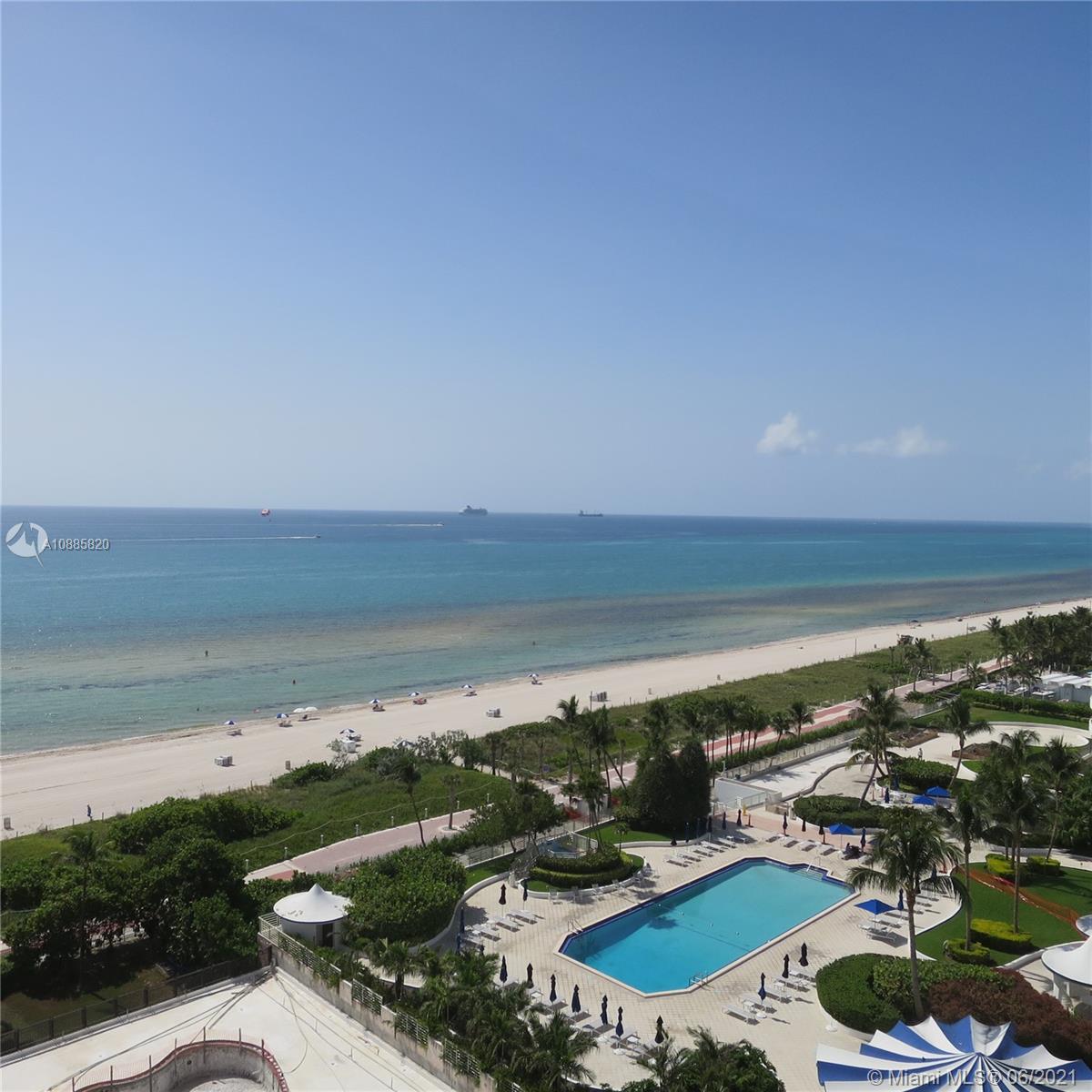 The Alexander #1405 - 5225 Collins Ave #1405, Miami Beach, FL 33140