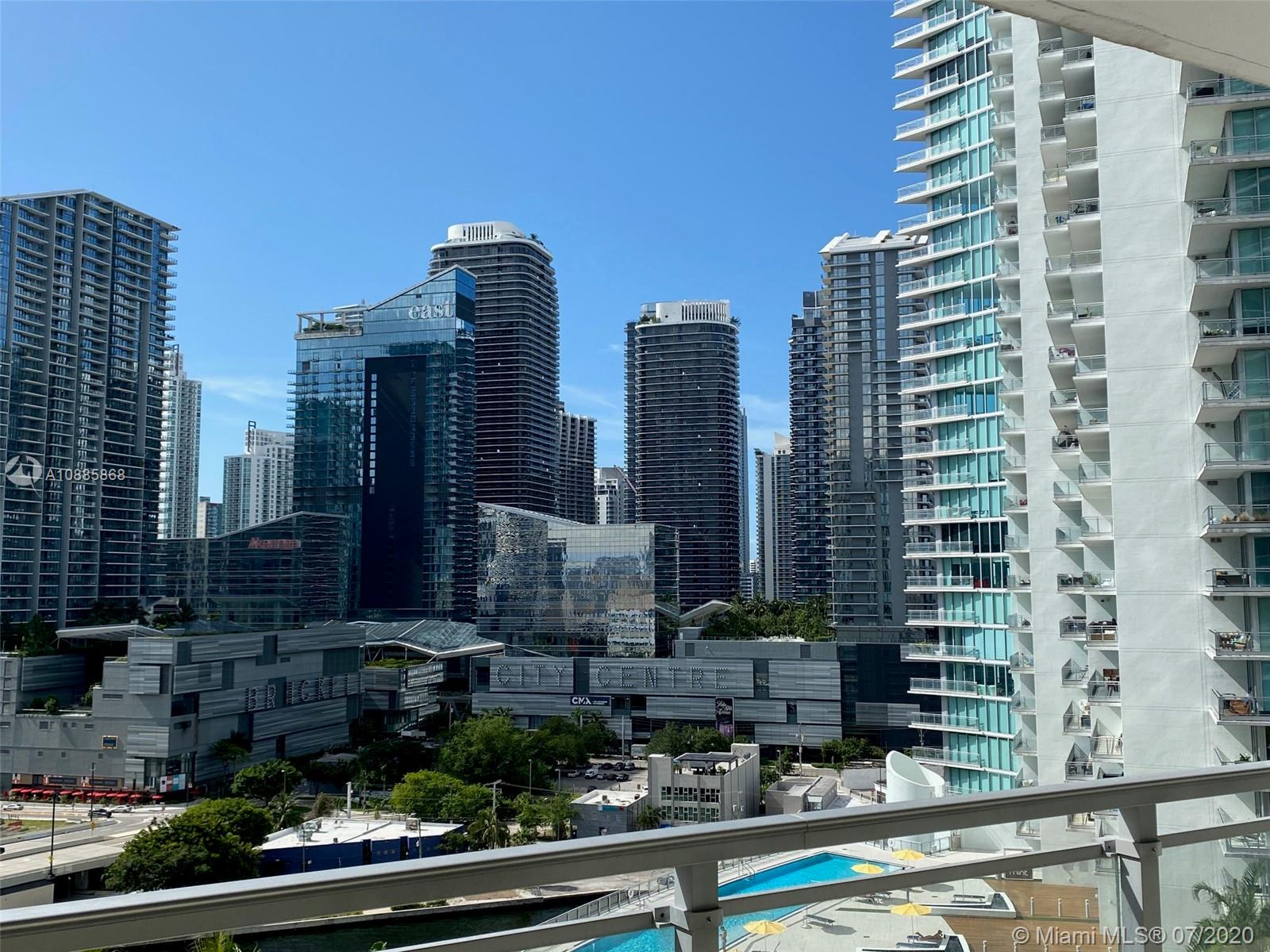 Photo of 90 SW 3rd St #1701 listing for Sale