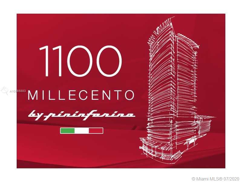 1100 Millecento #1008 - 1100 S MIAMI AV #1008, Miami, FL 33130