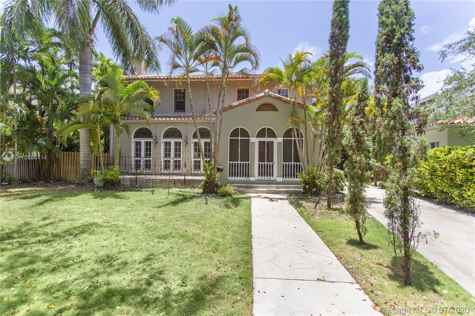 5978 NE 6th Ct, Miami, Florida 33137, 4 Bedrooms Bedrooms, ,3 BathroomsBathrooms,Residential,For Sale,5978 NE 6th Ct,A10886414
