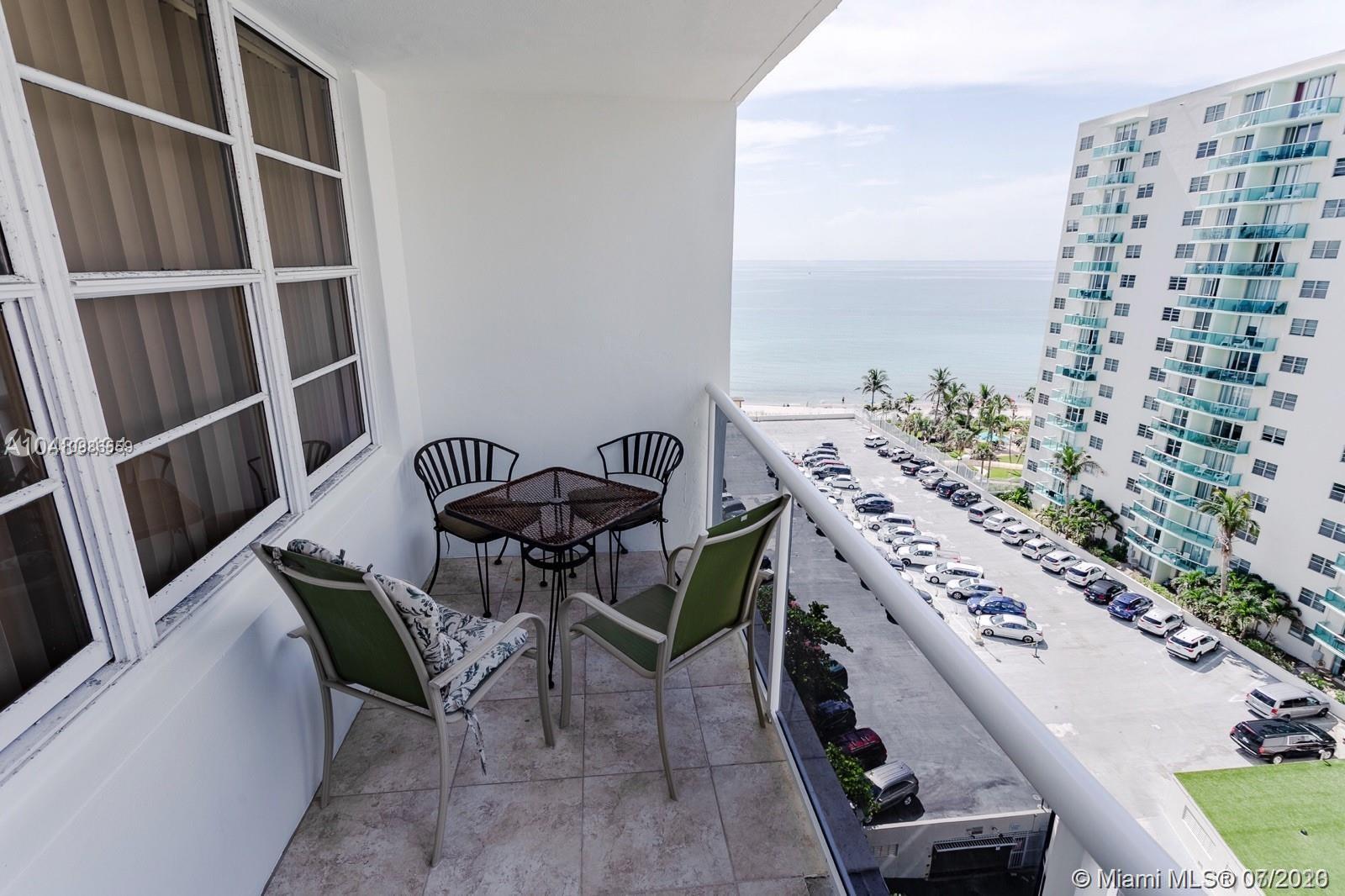 Sea Air Towers #1120 - 3725 S Ocean Dr #1120, Hollywood, FL 33019