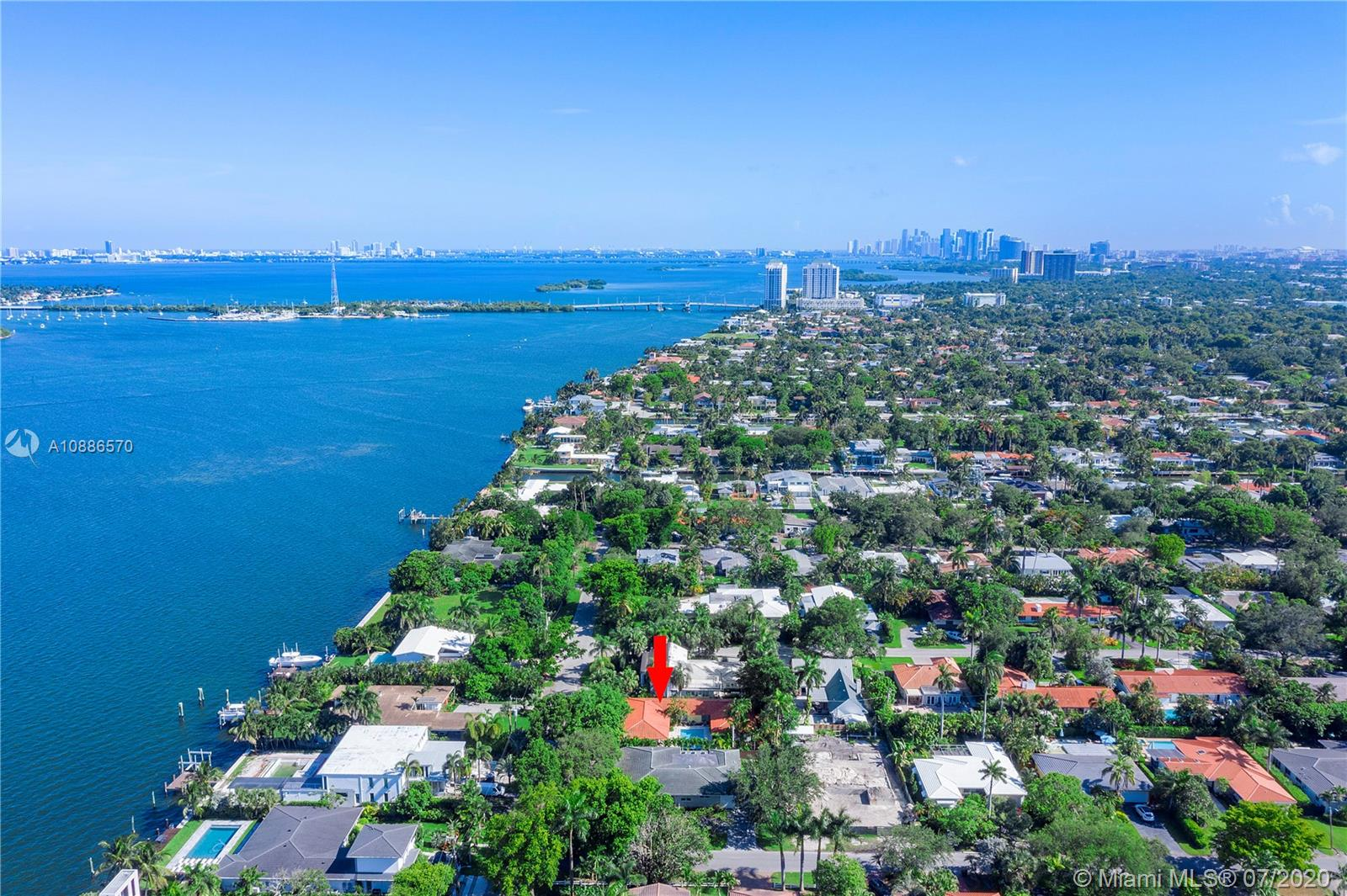 9250 N Bayshore Dr, Miami Shores, Florida 33138, 3 Bedrooms Bedrooms, ,3 BathroomsBathrooms,Residential,For Sale,9250 N Bayshore Dr,A10886570