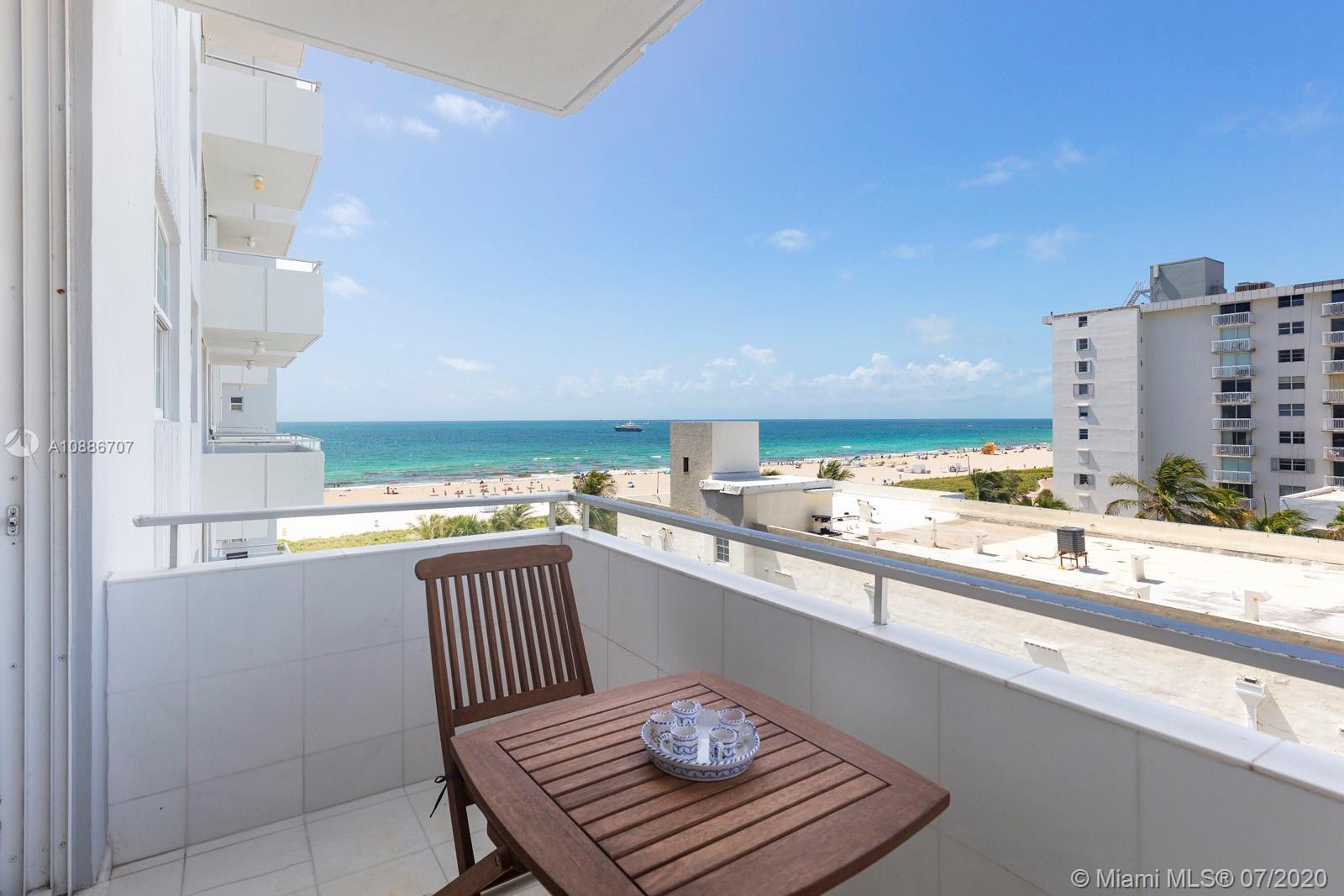 Royal Atlantic #710 - 465 Ocean Dr #710, Miami Beach, FL 33139