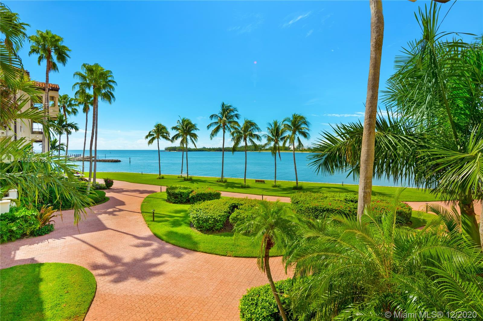 Property for sale at 2321 FISHER ISLAND DR Unit: 4201, Fisher Island,  Florida 33109