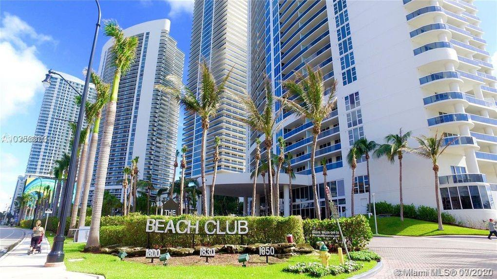 Beach Club I #3706 - 1850 S Ocean Dr #3706, Hallandale Beach, FL 33009