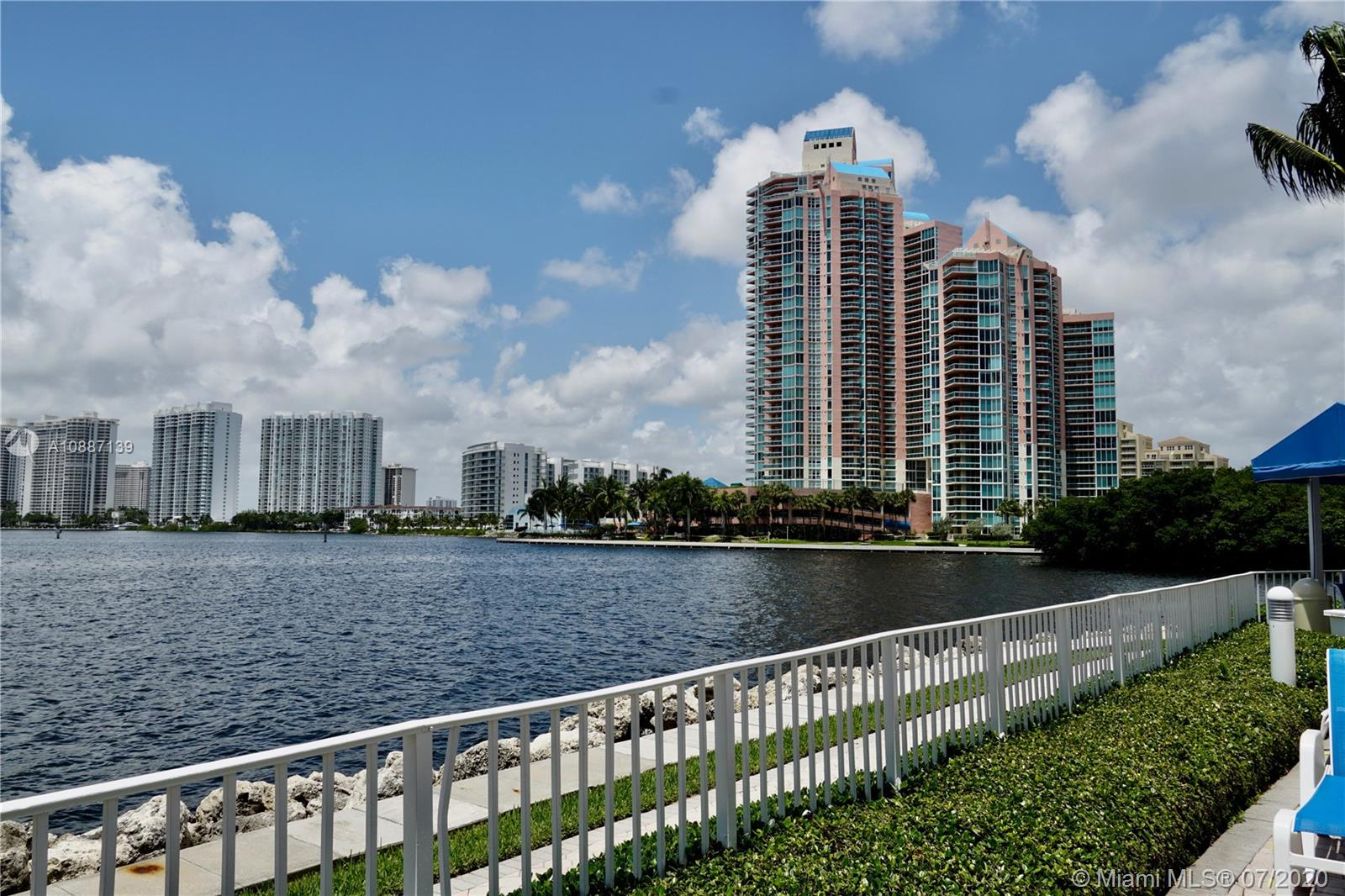 Photo of 3530 Mystic Pointe Dr #2907 listing for Sale