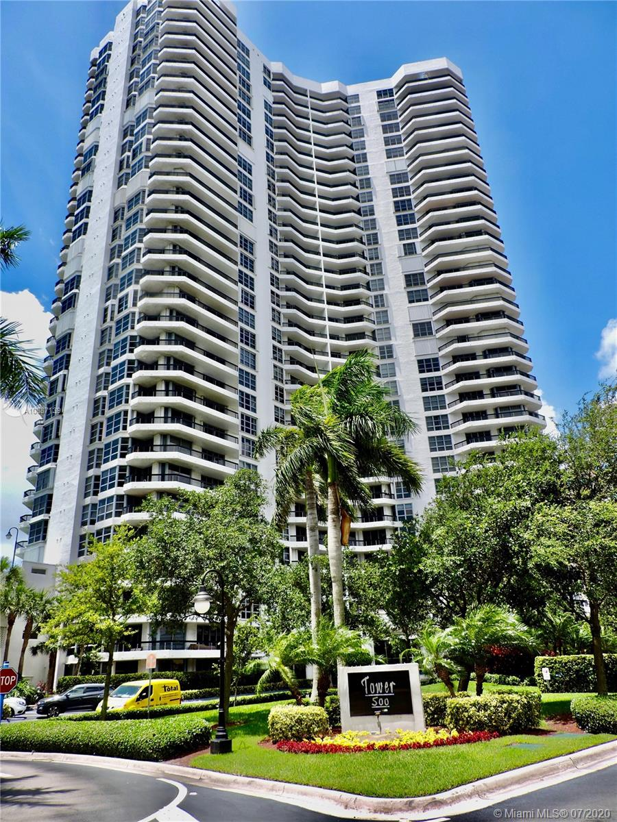 Mystic Pointe Tower 500 #2907 - 3530 Mystic Pointe Dr #2907, Aventura, FL 33180