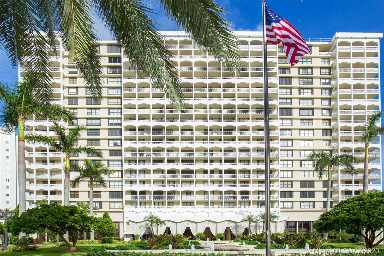 Photo of 9801 Collins Ave #9Y listing for Sale
