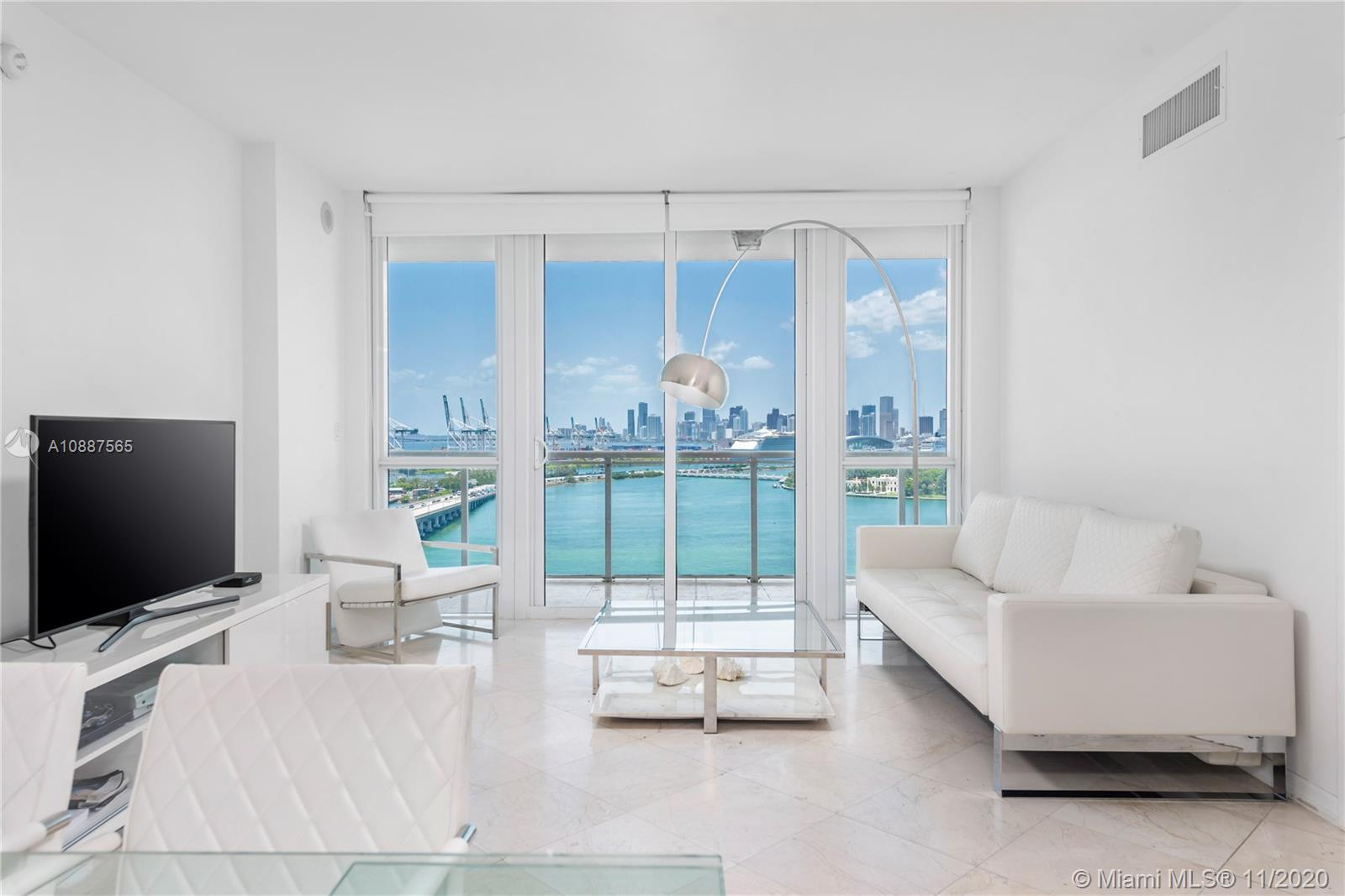 Bentley Bay South Tower #1703 - 520 West Ave #1703, Miami Beach, FL 33139