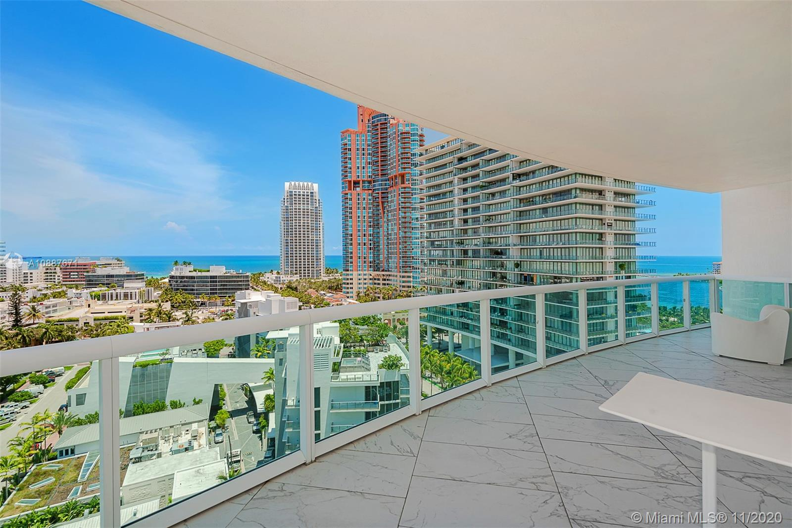 Murano At Portofino #1408 - 1000 S Pointe Dr #1408, Miami Beach, FL 33139
