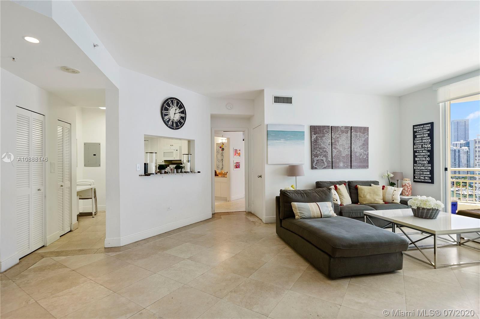 One Tequesta Point #2100 - 888 Brickell Key Dr #2100, Miami, FL 33131