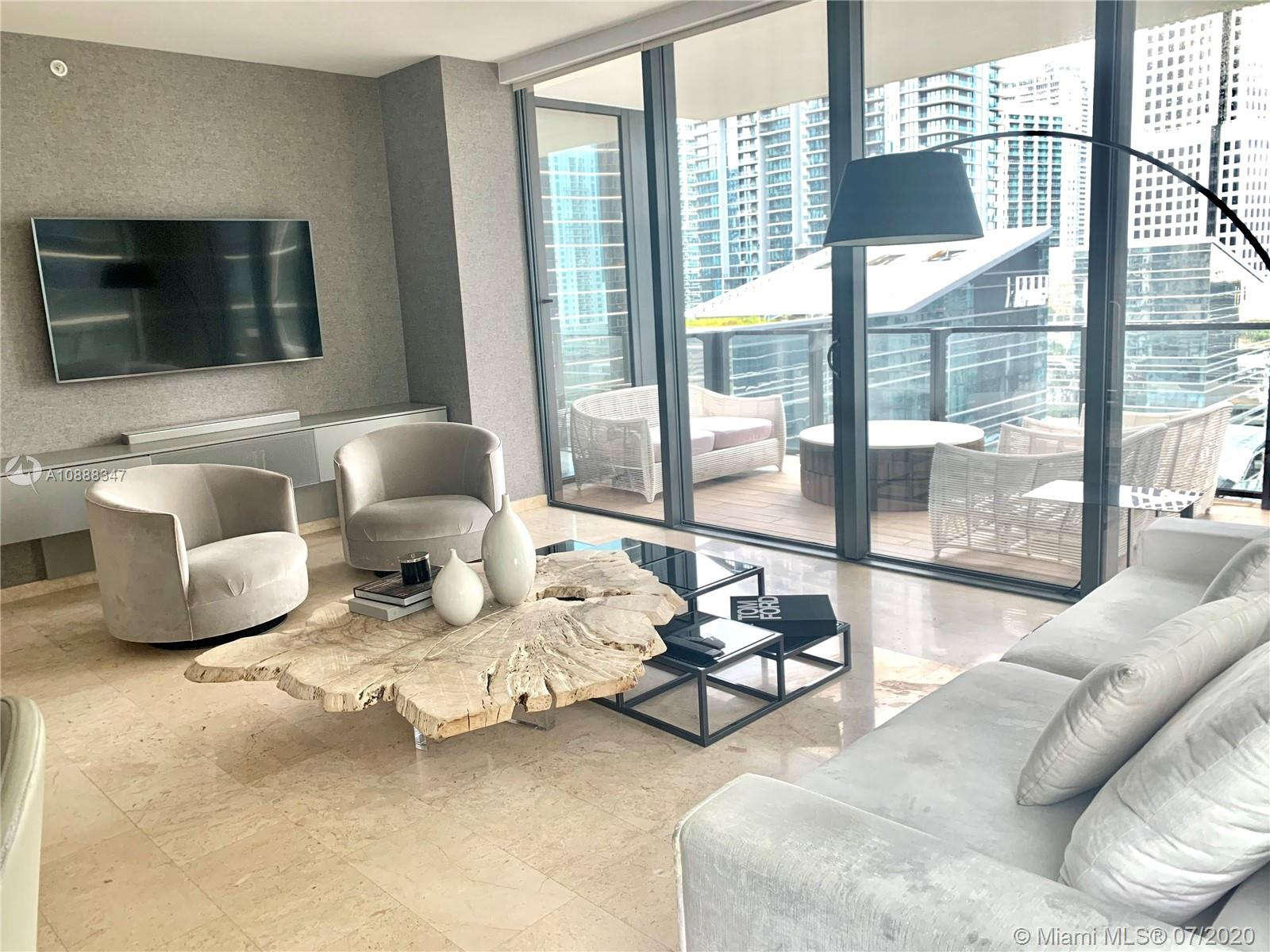 Rise Brickell City Centre #1801 - 88 SW 7th St #1801, Miami, FL 33130