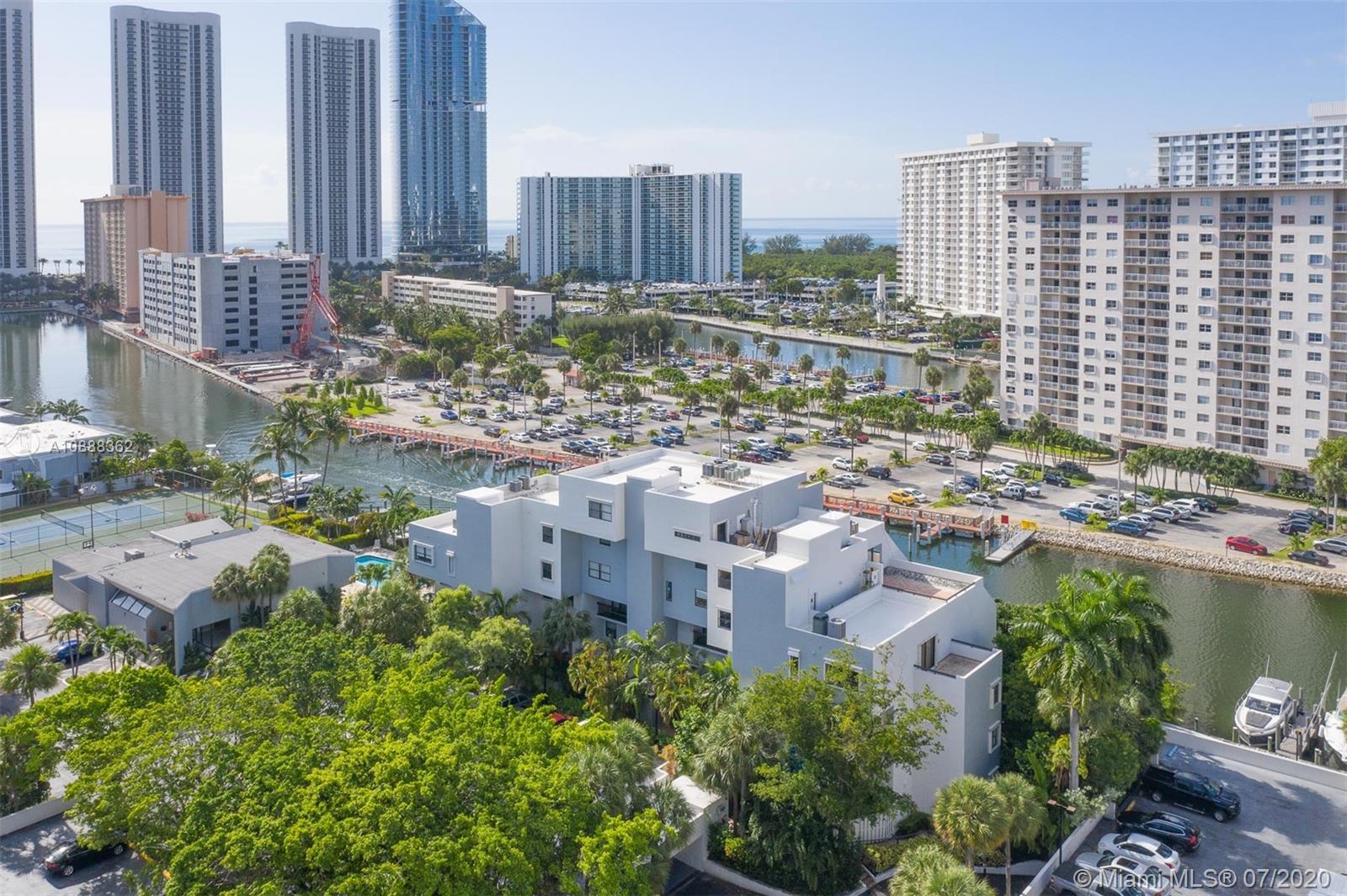Poinciana Island #1711 - 422 SE Poinciana Dr #1711, Sunny Isles Beach, FL 33160