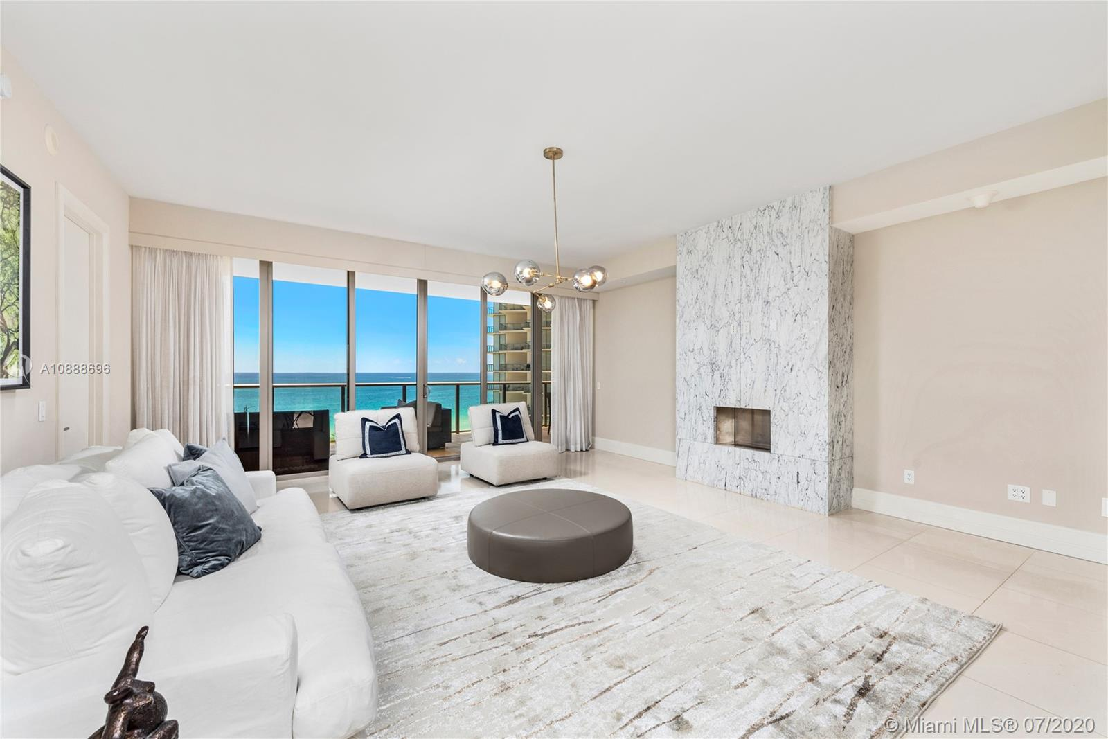 St Regis Bal Harbour North Tower #802N - 9705 Collins Ave #802N, Bal Harbour, FL 33154