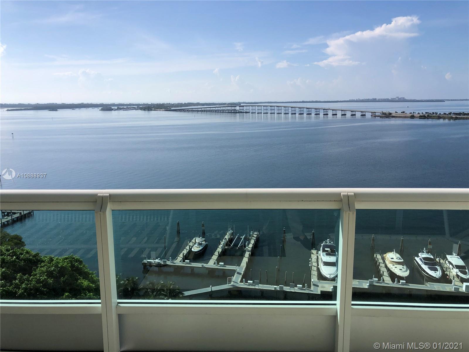Santa Maria #1704 - 1643 Brickell Ave #1704, Miami, FL 33129