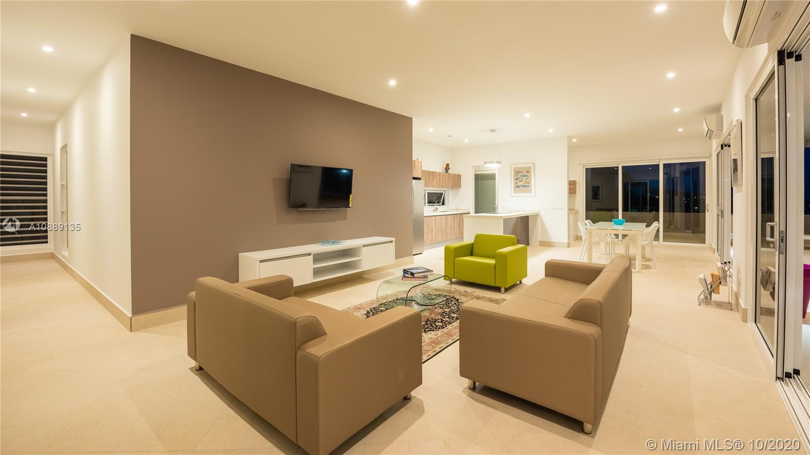 The villa is also equipped with 4G fiber optic cable for fast internet service.