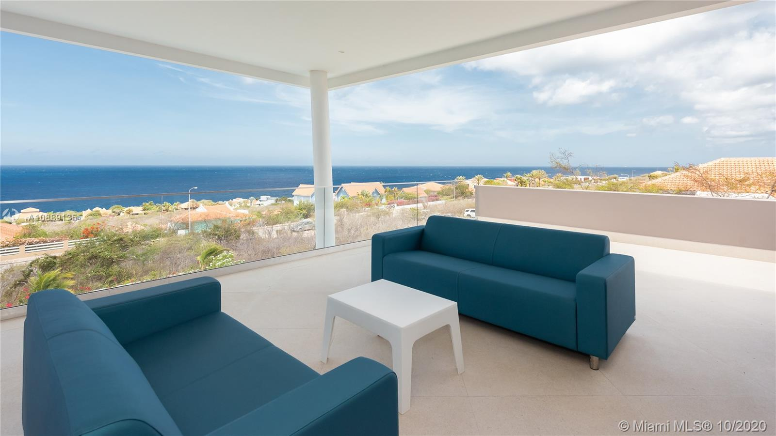 All Master bedrooms have private terraces overlooking the ocean and a guest bathroom.