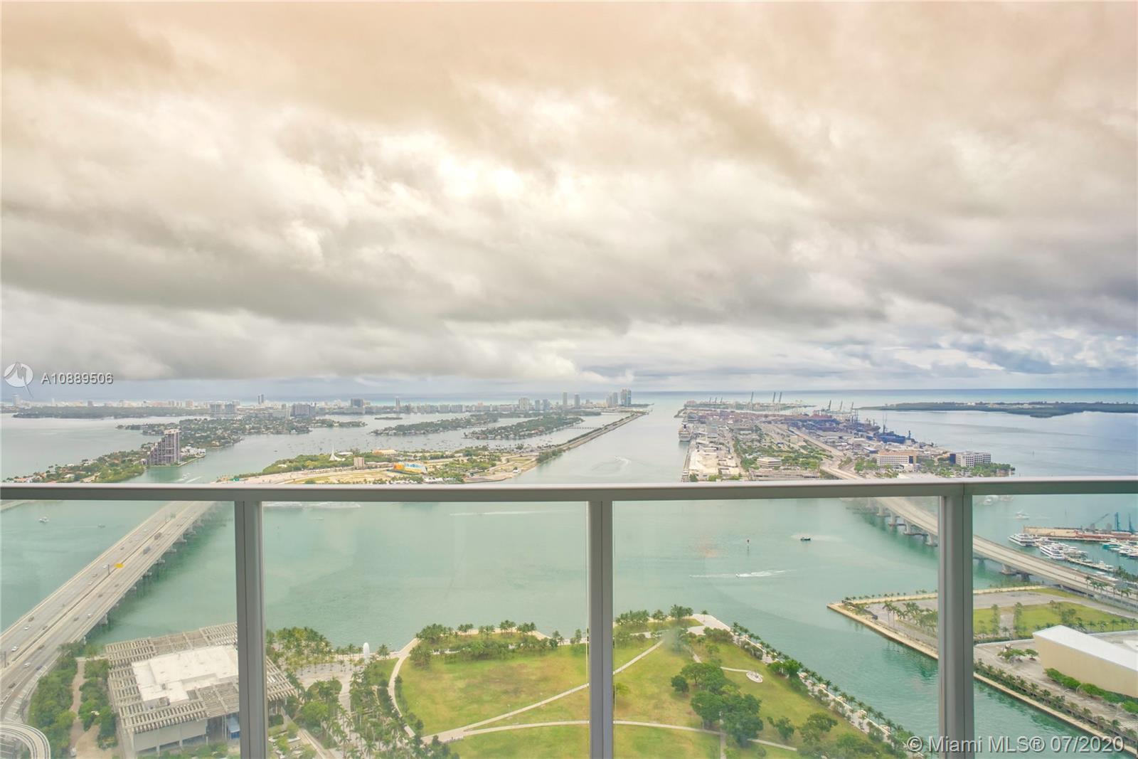 Marquis #5504 - 1100 Biscayne Blvd #5504, Miami, FL 33132