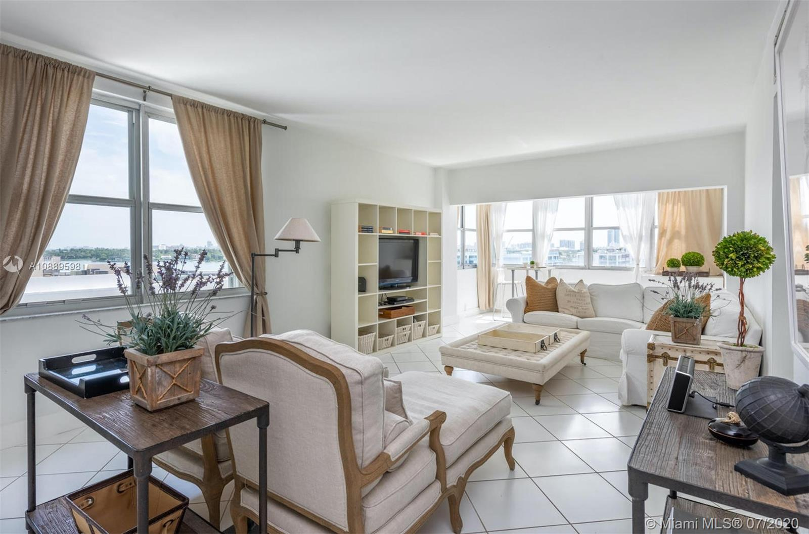 3 Island Ave # 8C, Miami Beach, Florida 33139, 2 Bedrooms Bedrooms, ,2 BathroomsBathrooms,Residential,For Sale,3 Island Ave # 8C,A10889598