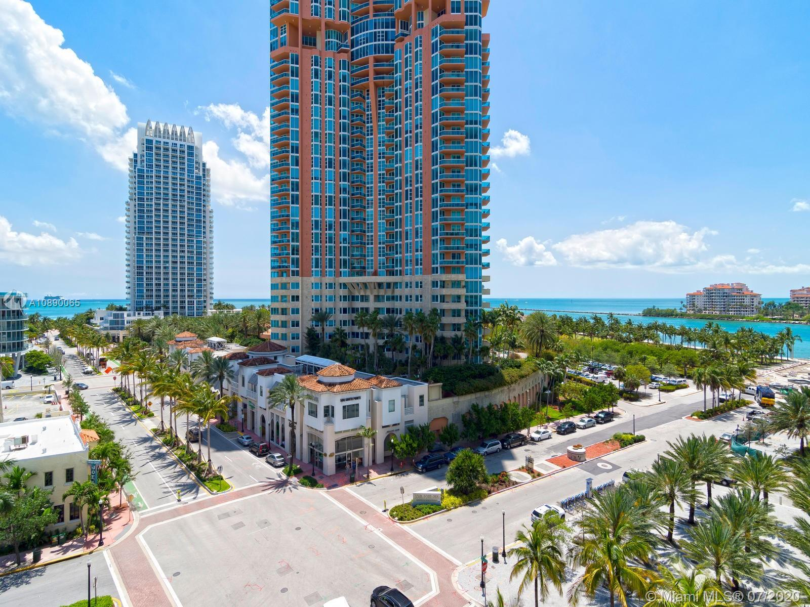 Marea #PH3 - 801 S Pointe Dr #PH3, Miami Beach, FL 33139