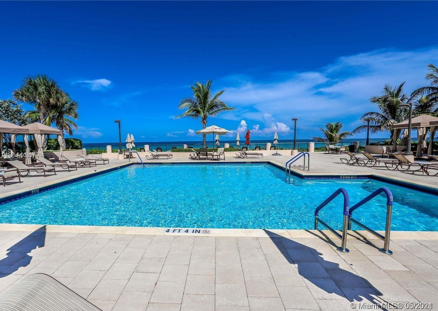 Malaga Towers One #2D - 1912 S Ocean Dr #2D, Hallandale Beach, FL 33009