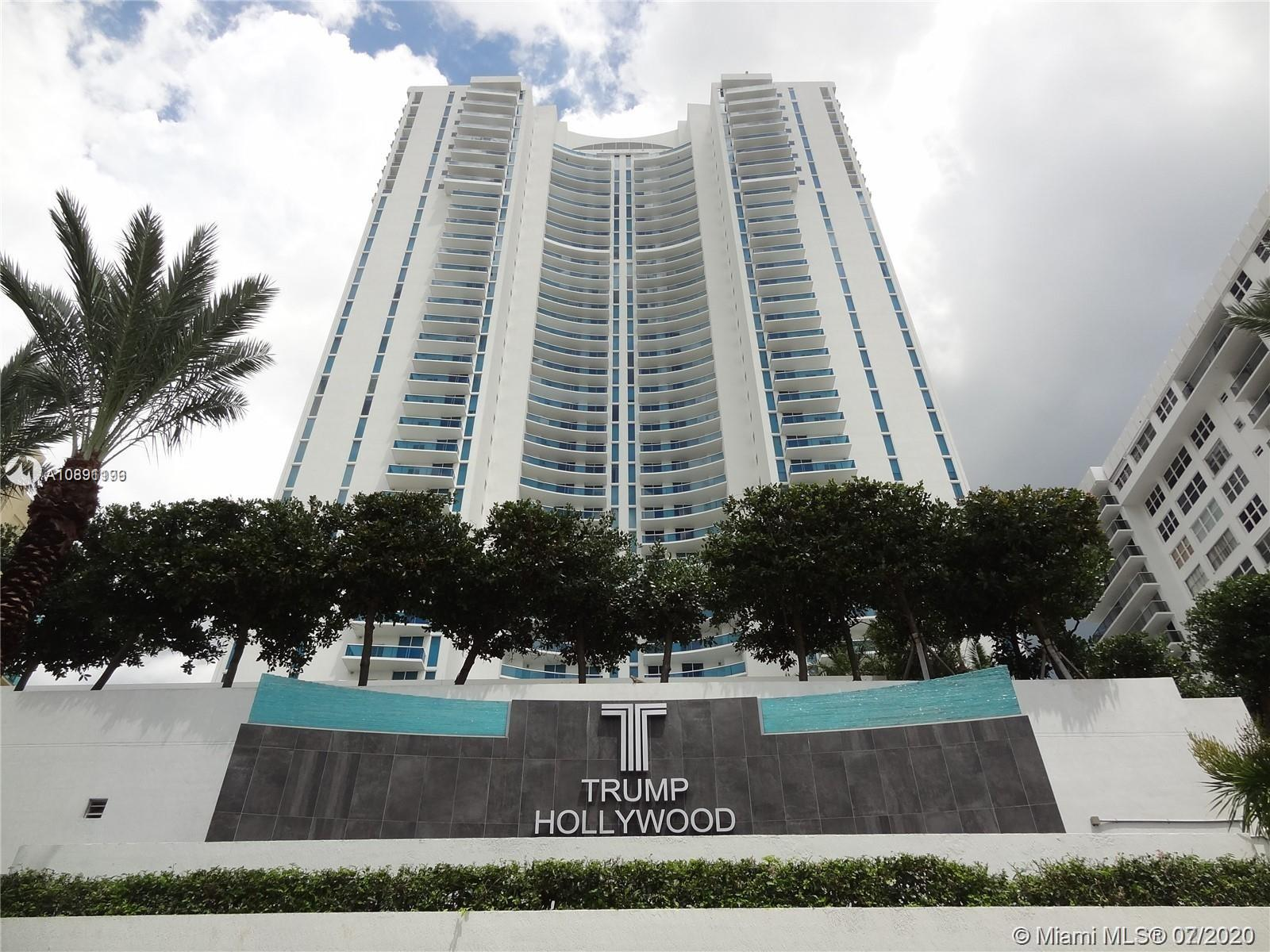 Trump Hollywood #2801 - 2711 S Ocean Dr #2801, Hollywood, FL 33019